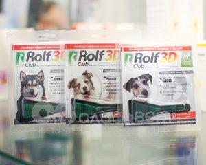 РольфКлуб 3D капли для собак