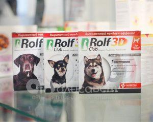 РольфКлуб капли для собак