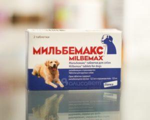 Для собак таблетки от глистов