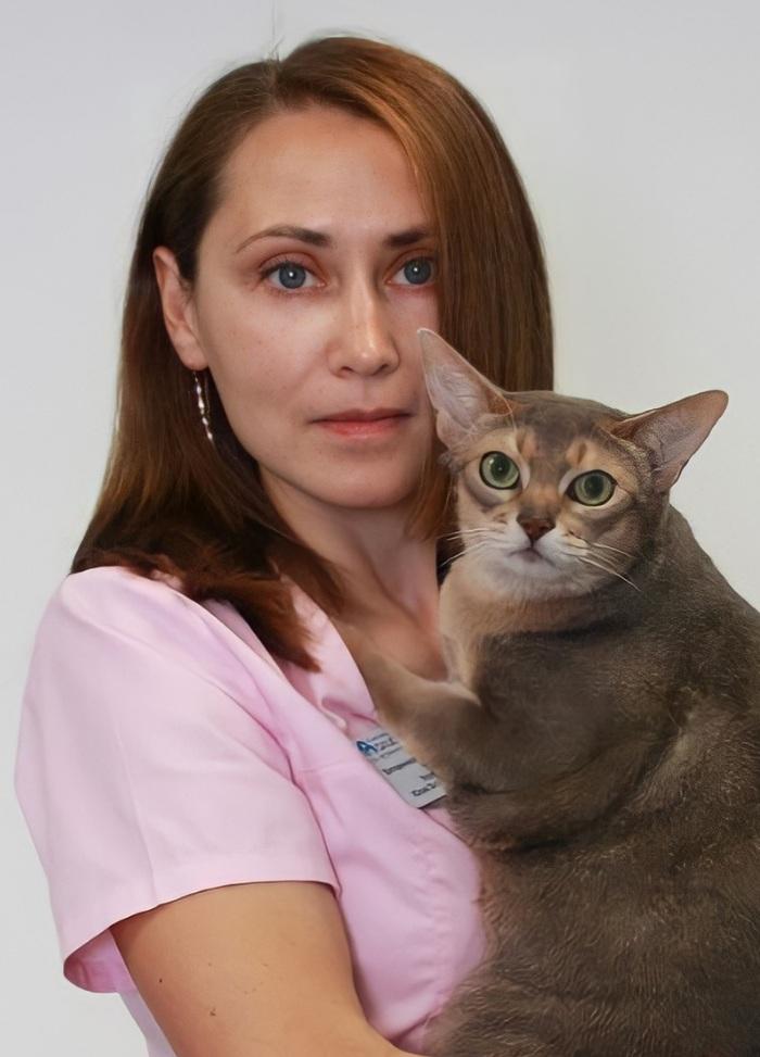 Хорева Юлия Владимировна