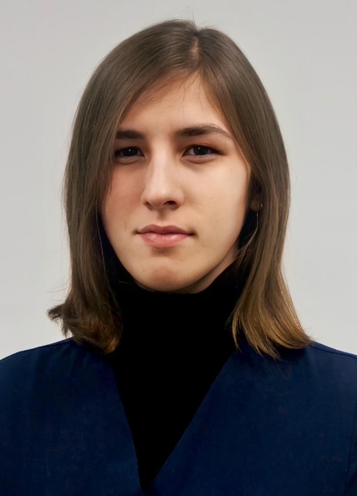 Клименко Анастасия Геннадьевна