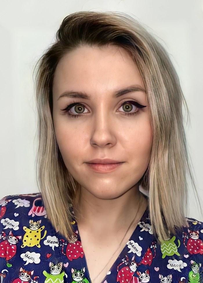 Лебедева Яна Сергеевна